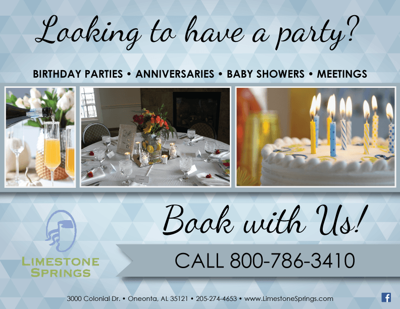 Event Services flyer